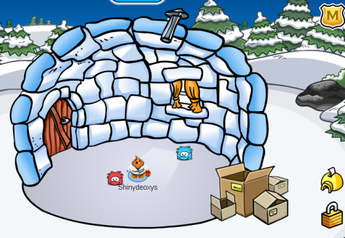 igloo upgrade